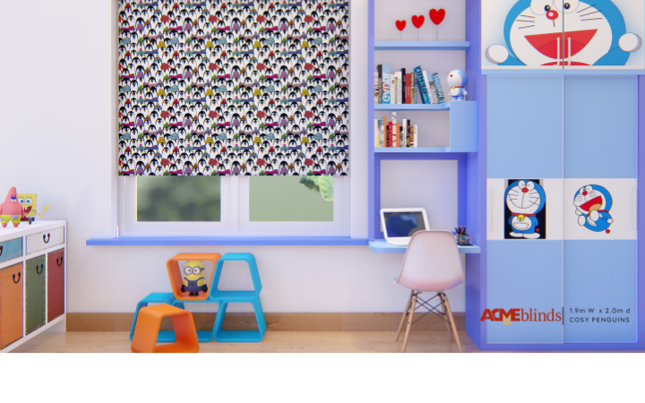 ACMEblinds Children's Range for 2019 now available