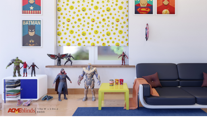 ACMEblinds Children's Range