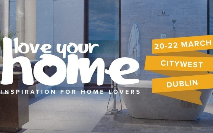 Join us at the Love Your Home Show on March 20-22nd 2020