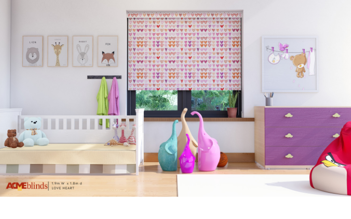 ACMEblinds Children's Range for 2021 now available
