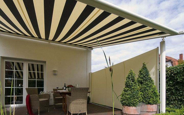 Order your garden awning today 1800 533 633