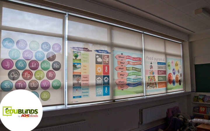 EduBlinds - Educational Window Coverings