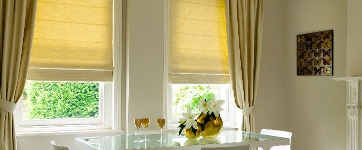 Roman Blinds Quality Roman Blinds Made In Ireland