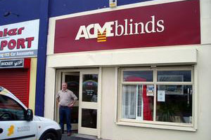 Blinds Galway - Window Blinds, Roman Blinds, Curtains & Plantation ...